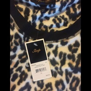 Juicy Couture Black label Pajama PJ set nwt